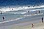 Del Mar, Crowded Beach, Waves, Pacific Ocean, summer, Sand, Shoreline, RVLV05P03_15