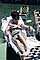 Woman relaxing on a lounge chair, Beehive Hairdo, hairstyle, 1950's, RVLV06P13_03