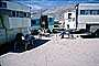 Trailer, campers, pickup trucks, desert, cars, automobiles, vehicles, April 1967, 1960's, RVPV01P09_17