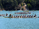 Dragon Boat Races, Treasure Island, San Francisco, Longboat, SRKD01_007
