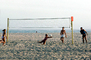 Volleyball Net, Beach, Pacific Ocean, Playing, SVBV01P04_10