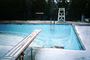 Empty Pool, Dirty, Diving Board, Pool, SWDV01P03_03