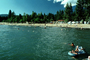 Water, Air Mattress, Kings Beach, Lake Tahoe, North Shore, Floating, SWDV02P02_07