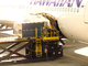 Boeing 767, Honolulu International Airport (HNL), Highlift Pallet Truck, ground personal, Air Cargo Pallets, TAAD01_133