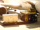 Boeing 767, Honolulu International Airport (HNL), Highlift Pallet Truck, ground personal, air cargo pallet, TAAD01_135