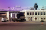 Anchorage International Airport, Anchorage Alaska, (ANC), Control Tower, Jetway, Passenger Terminal, Airbridge