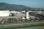 Control Tower, Car Parking, Burbank-Glendale-Pasadena Airport (BUR)