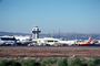 Control Tower, Terminals, jetway, planes, eastbay hills, Airbridge