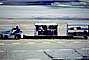 San Francisco International Airport (SFO), ground personal, carts, baggage tractor