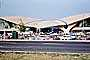 TWA terminal 5, Parked Cars, Building, vehicles, August 1968, 1960's, TAAV13P11_15