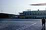Terminal, Bus, Building, Lisbon Airport, Lisboa, September 1964, 1960's