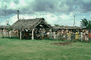 Grass Hut, arrivals, Easter Island, Chile, TAAV15P11_09