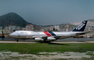 N812FT, Flying Tiger Line, Boeing 747-245F, JT9D-70A, JT9D, Hong Kong, 747-200 series, 747-200F
