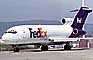 N280FE, FedEx, Federal Express, Boeing 727-233, 727-200 series, JT8D-15, JT8D