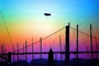 Golden Gate Bridge, Blimp