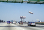 Goodyear Blimp Base Airport, 64CL, Cars, Automobile, Vehicles, Interstate Highway I-405, Carson, California