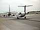 Aircraft lined up for take-off, N26545, Embraer EMB-145LR, Continental Express, Houston, TAFD01_258