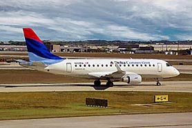 Embraer ERJ-170-100SE, Shuttle America, Delta Connection, 170 series, CF34, N859RW, Paintography