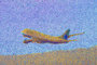 Fly Van Gogh Airlines, flight, Transcendental flying, airborne, Paintography