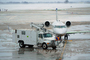 N947SW, SkyWest, Sterling Deicing Truck, cherry picker, manlift, Bombardier CRJ-200ER, Spraying Deicing Fluid, TAFD05_023