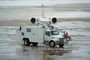 N947SW, SkyWest, Sterling Deicing Truck, cherry picker, manlift, Bombardier CRJ-200ER, Spraying Deicing Fluid, TAFD05_024
