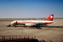 HB-ICX, SwissAir, Sud Aviation SE 210 III Caravelle, 1960's