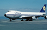 D-ABYO, Boeing 747-230, San Francisco International Airport (SFO), Lufthansa, September 26, 1982, 747-200 series, CF6, 1980's, CF6-50E2