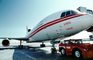 N11006, Lockheed L-1011-385-1, TriStar 1, TWA, SFO, pushback, pusher tug, L-1011-1, September 26, 1982, 1980's
