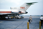 Boeing 727-31, N852TW, Trans World Airlines TWA, Star Stream, JT8D, Airstair, JT8D-7B, August 1965, 1960's, TAFV02P11_02
