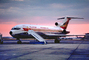 ET-AHK, Mobile Stairs, Boeing 727-260, Rampstairs, ramp, JT8D, 727-200 series, TAFV02P12_18