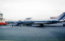 N536PS, Boeing 727-254, Eastern Airlines EAL, Mobile Stairs, Rampstairs, ramp, Airstair, JT8D, JT8D-7B, 727-200 series, TAFV02P15_13