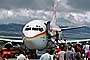 N73711, Boeing 737-297, 737-200 series, Aloha Airlines, Funjet, JT8D-9A, JT8D, Kahului International Airport (OGG)