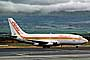 N73714, Boeing 737-222, Aloha Airlines, 737-200 series, JT8D-9A, JT8D, Kahului International Airport (OGG)