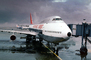 N611US, Boeing 747-212B, Northwest Airlines NWA, 747-200 series, JT9D-7F, JT9D