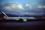 Delta Air Lines, N620DL, Boeing 757-232, Delta Air Lines, Wasatch Mountain Range, 757-200 series