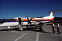 N271UE, Embraer EMB-120RT Brasilia, United Express, Santa Barbara, California, Airstair