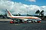 N801AL, Aloha Airlines, Boeing 737-202C, 737-200 series, JT8D