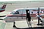 N752BA, Trans World Express, TWA, SAAB 340A