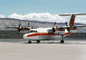N47RM, Continental Express (AGES), De Havilland Canada DHC-7-102, PT6A