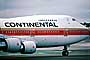 Boeing 747, Continental Airlines COA