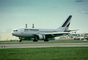 Airbus A310-304, Air France AFR, F-GEMP, Thrust Reversers, A310-300 series