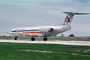 N1429G, American Airlines AAL, Fokker F28-0100, F-100, TAFV12P06_19