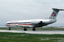 N1429G, American Airlines AAL, Fokker F28-0100, F-100, TAFV12P07_01
