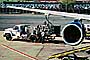 Boeing 757, Rolls-Royce RB-211 Jet Engine, Refueling Truck, Fuel, Burbank-Glendale-Pasadena Airport (BUR), Ground Equipment