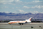 N290SC, Boeing 727-2J4, Sun Country Airlines, JT8D, 727-200 series