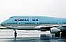 HL7484, Boeing 747-4B5BC, Korean Air KAL, 747-400 series, (SFO)