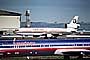 B-2174, San Francisco International Airport (SFO), McDonnell Douglas, MD-11, China Eastern Airlines CES, CF6-80C2D1F, CF6
