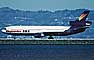 N572SC, Douglas DC-10-10, San Francisco International Airport (SFO), CF6-6K, CF6