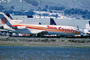 N283SC, Sun Country Airlines, Boeing 727-225, JT8D-15, JT8D, San Francisco International Airport (SFO), 727-200 series