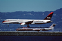 N690DL, Delta Air Lines, Boeing 757, American Airlines AAL, Douglas DC-9, San Francisco International Airport (SFO), TAFV17P14_17